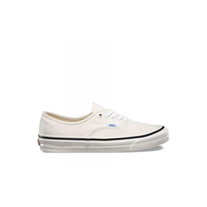 (Anaheim Factory) Classic White - Authentic 44 DX Anaheim Factory Sale Shoes by Vans
