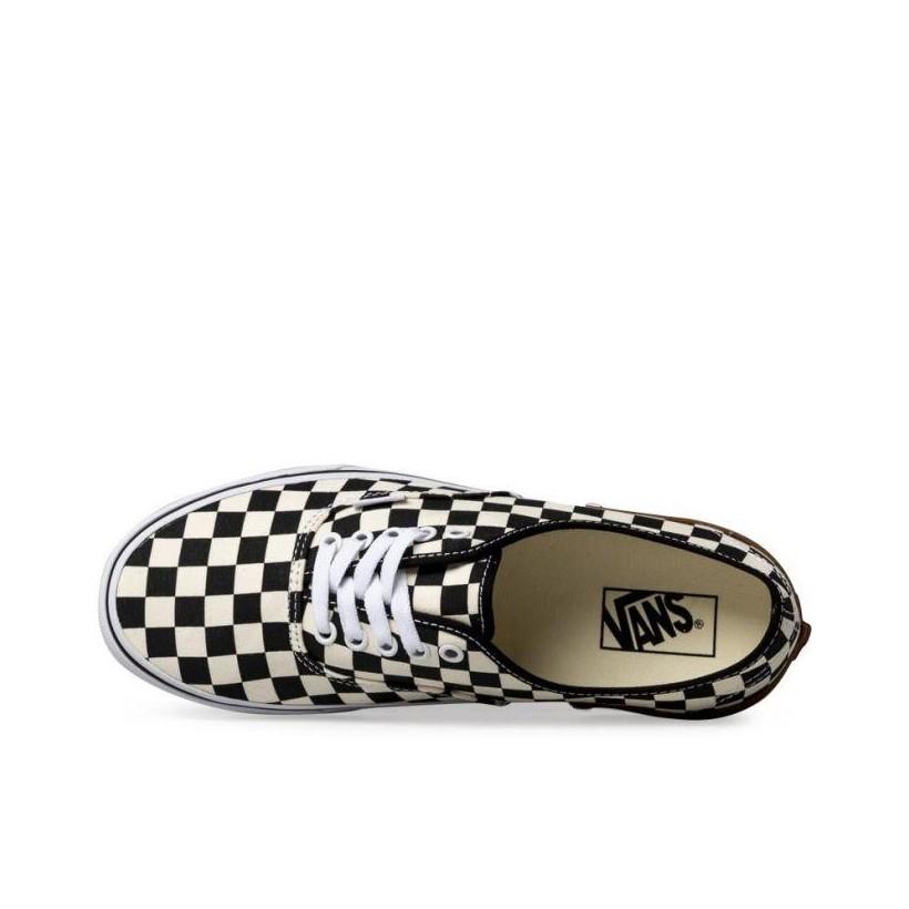 (Gum Block) Checkerboard - Authentic Gum Block Sale Shoes by Vans
