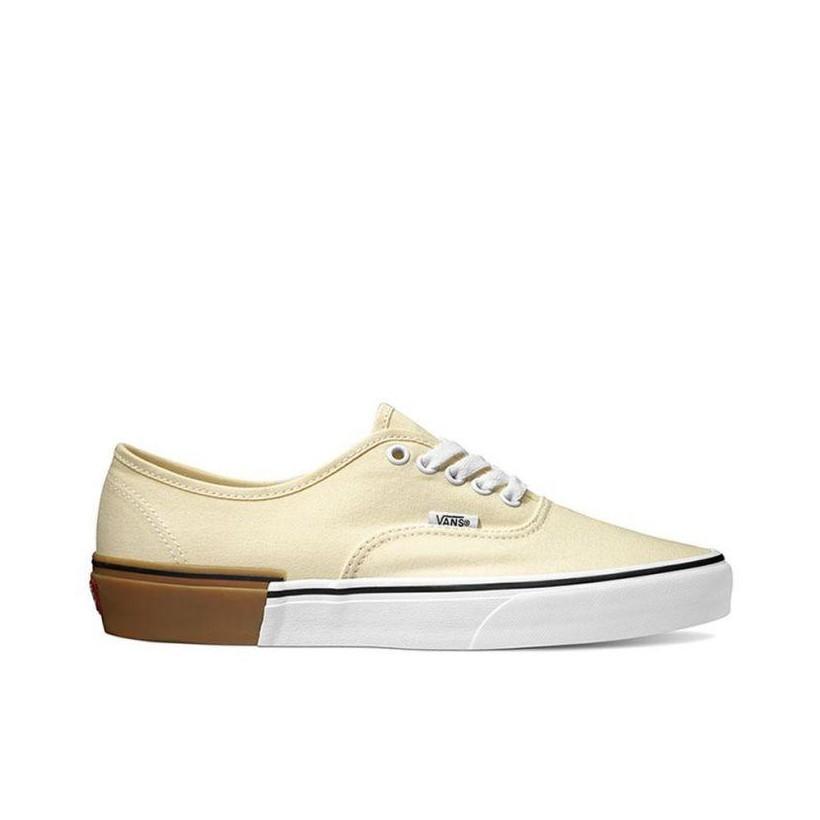 (Gum Block) Classic White - Authentic Gum Block Sale Shoes by Vans