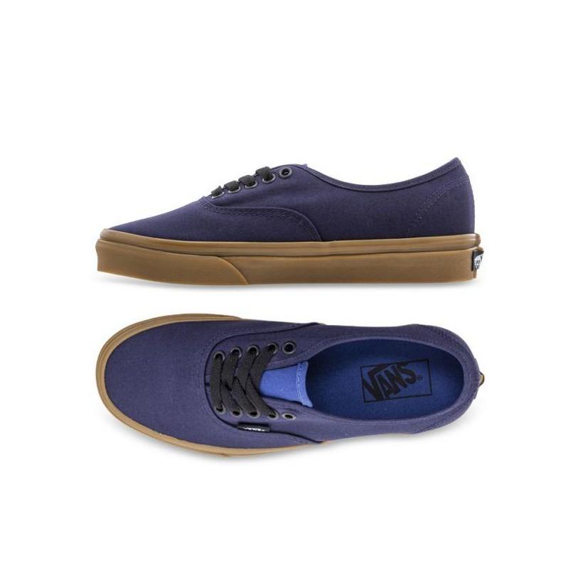 (Gum) Night Sky/True Navy - AUTHENTIC GUM NIGHT SKY Sale Shoes by Vans
