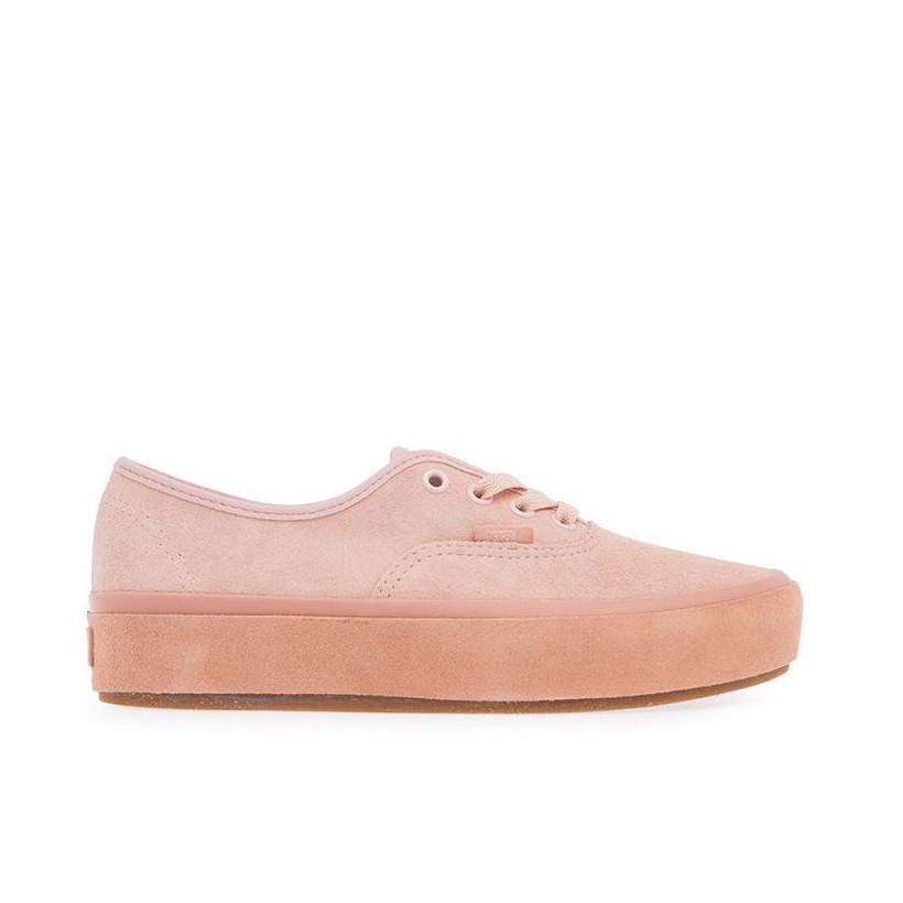 83c5e4fa0d8 (Suede Outsole) Evening Sand Muted Clay - Authentic Platform 2.0 Sale by  Vans