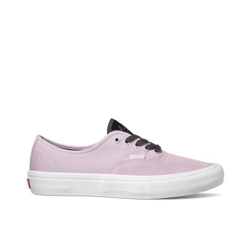 (Velvet) Lavender - Authentic Pro Sale Shoes by Vans