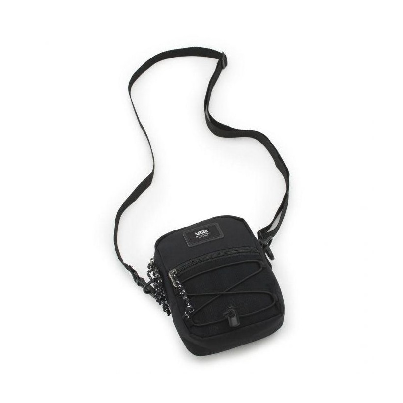 Black - Bail Sholder Bag Black Sale Shoes by Vans