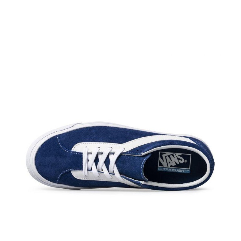 (Staple) True Blue/True White - Bold NI Sale Shoes by Vans