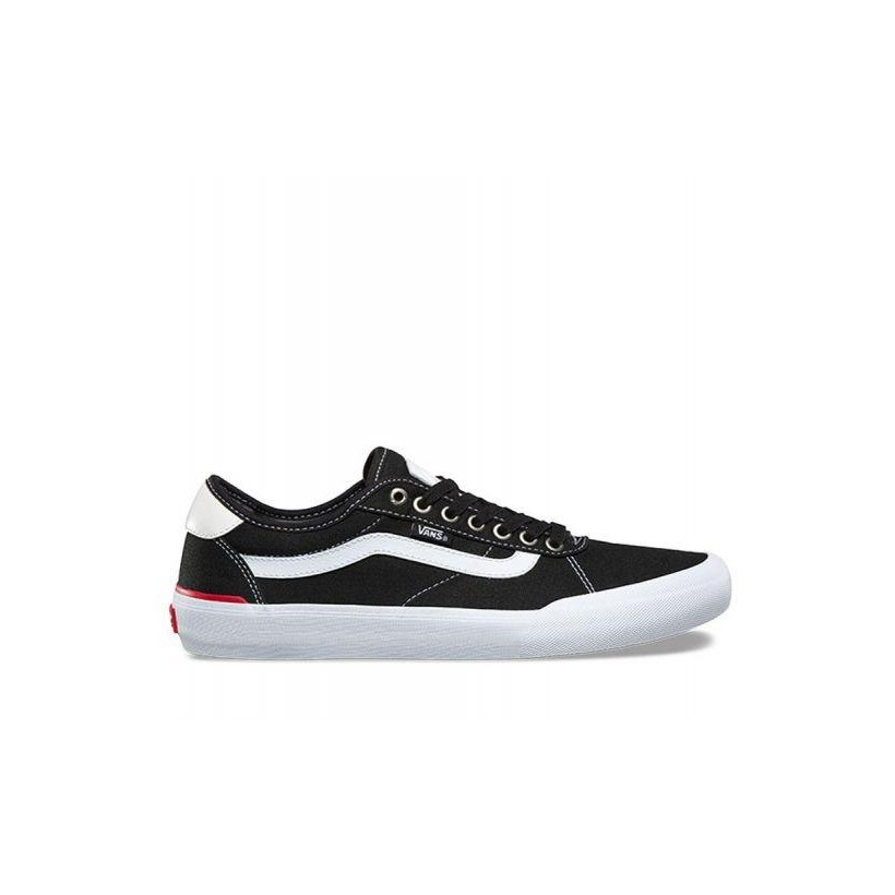 (Canvas) Black/White - Chima Pro 2 Sale Shoes by Vans