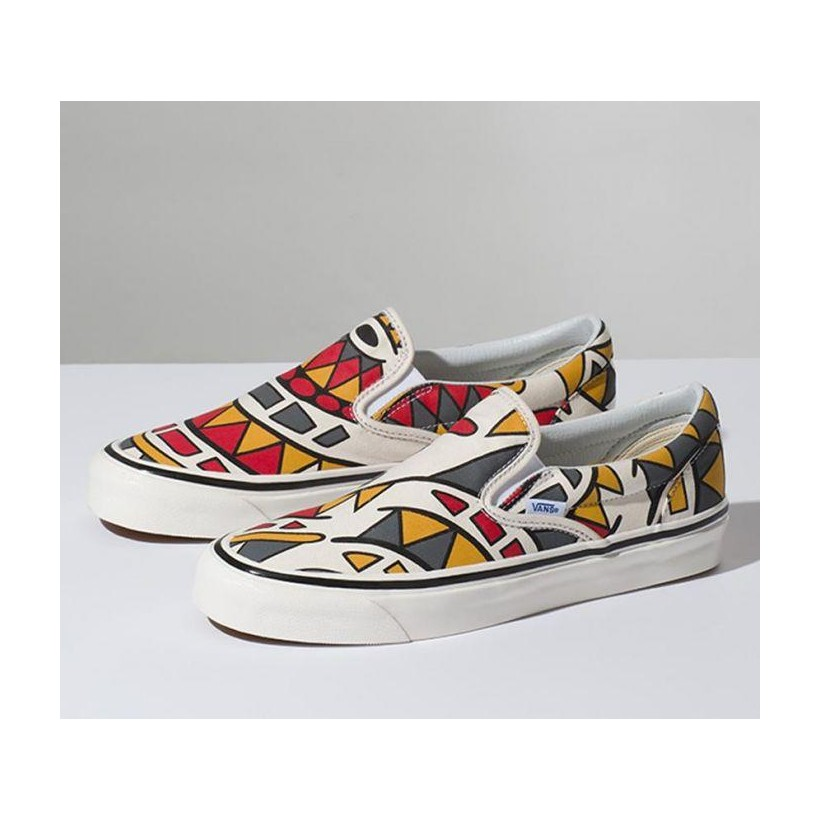 - Classic Slip-On 98 DX Anaheim Factory Sale Shoes by Vans
