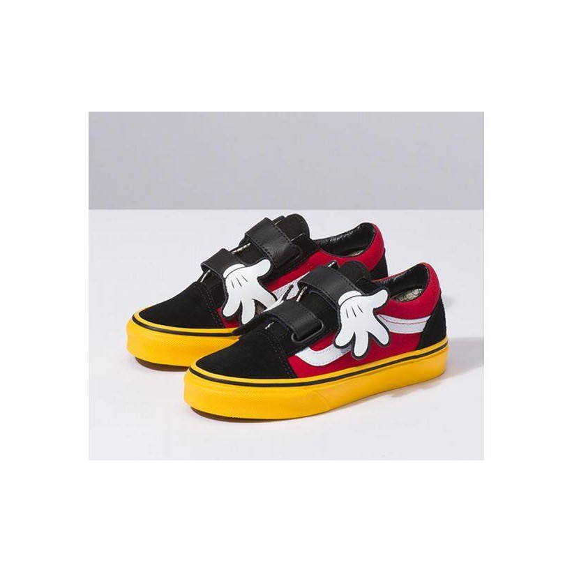 scarpe old skool disney x vans