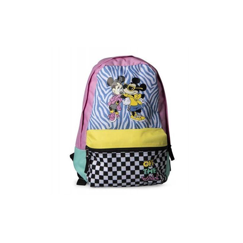 0ec65f02dd6 White - Disney X Vans Minnie Calico Backpack Sale by Vans | ShoeSales