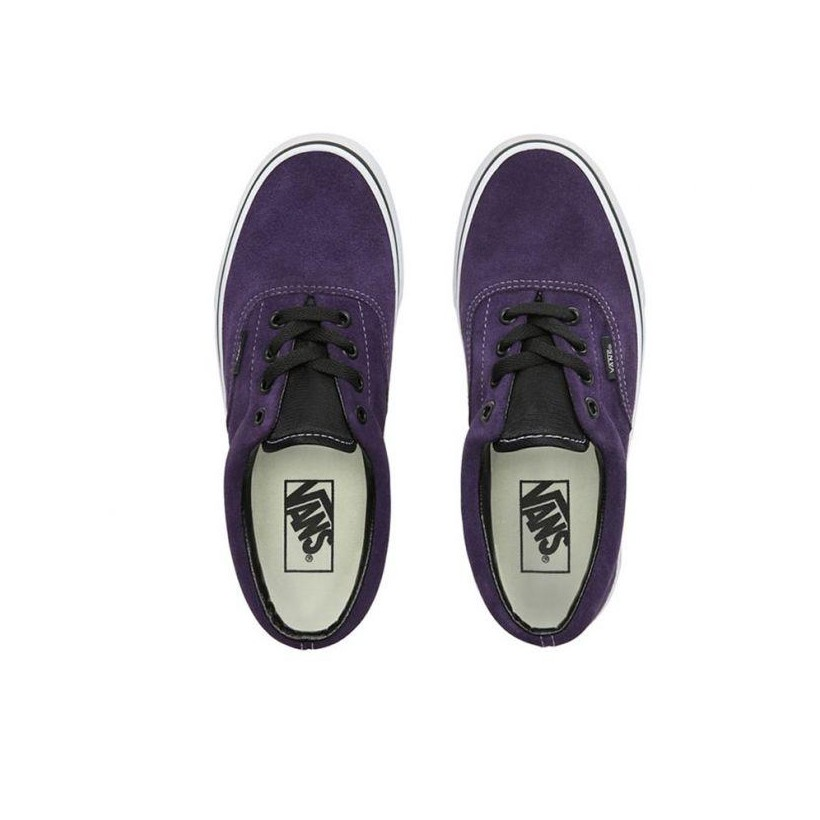(California Native) Mysterioso/True White - Era California Native Mysterioso Sale Shoes by Vans