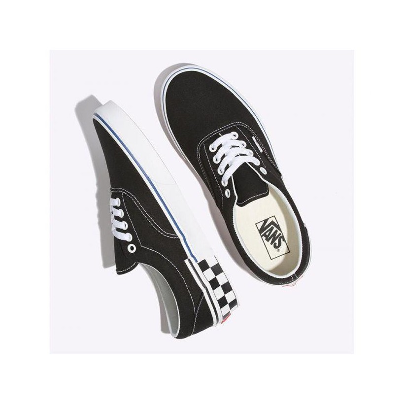 (Check Block) Black - Era Check Block Sale Shoes by Vans