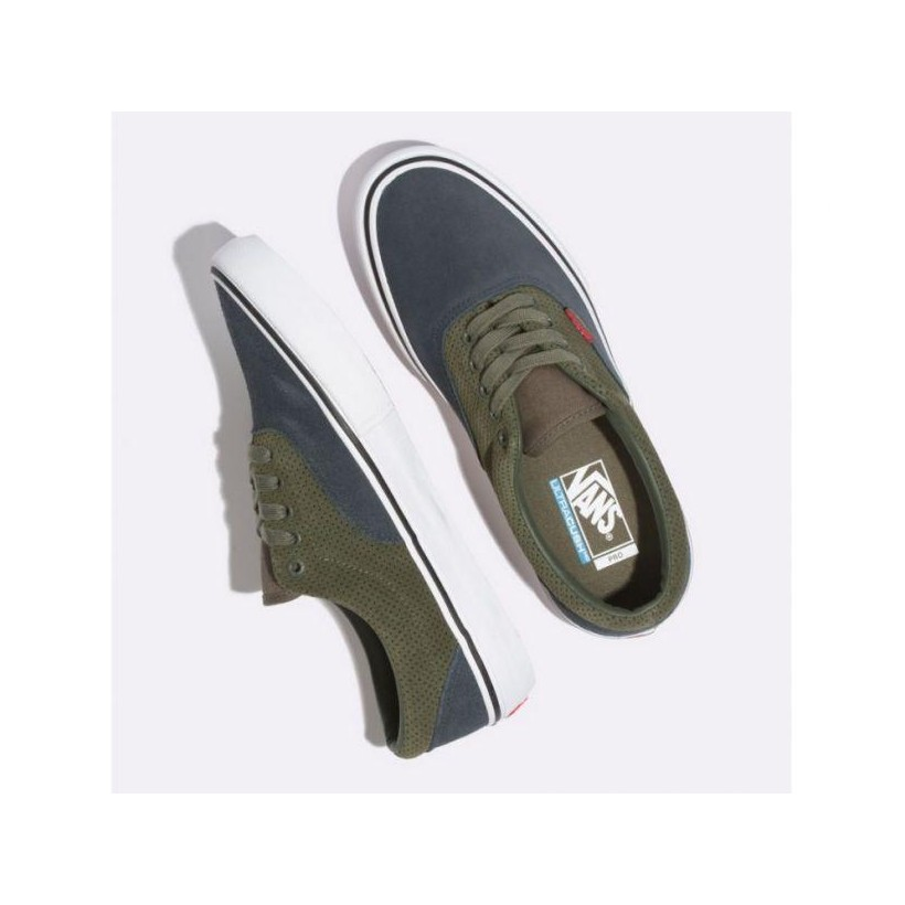 - Era Pro Perforated Grape/Leaf Sale Shoes by Vans
