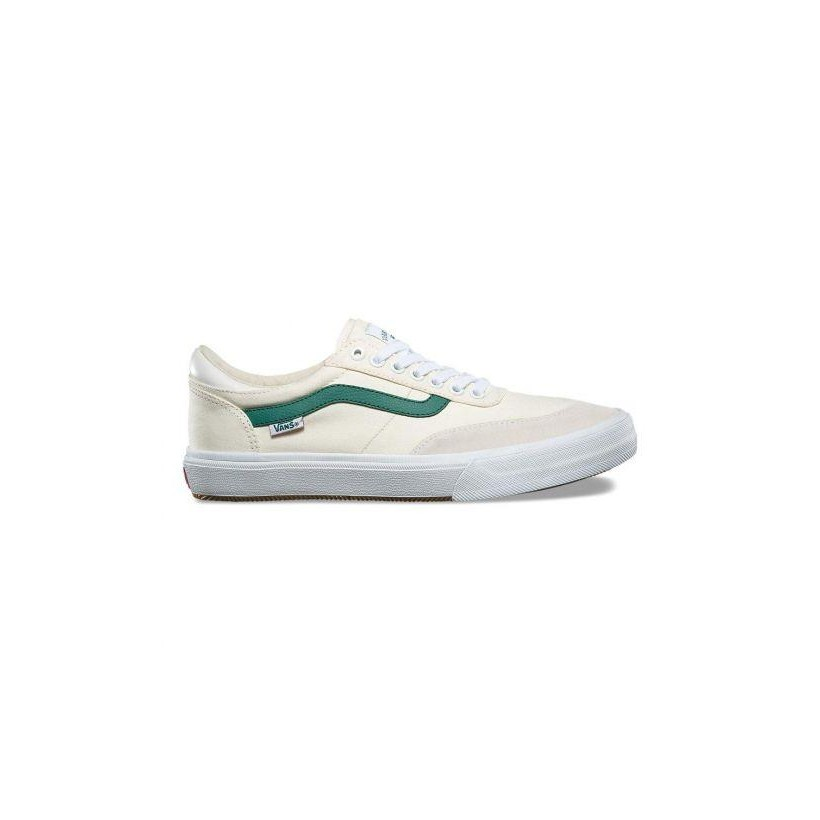 (Center Court) Classic White/Evergreen - Gilbert Crockett Pro 2 Sale Shoes by Vans