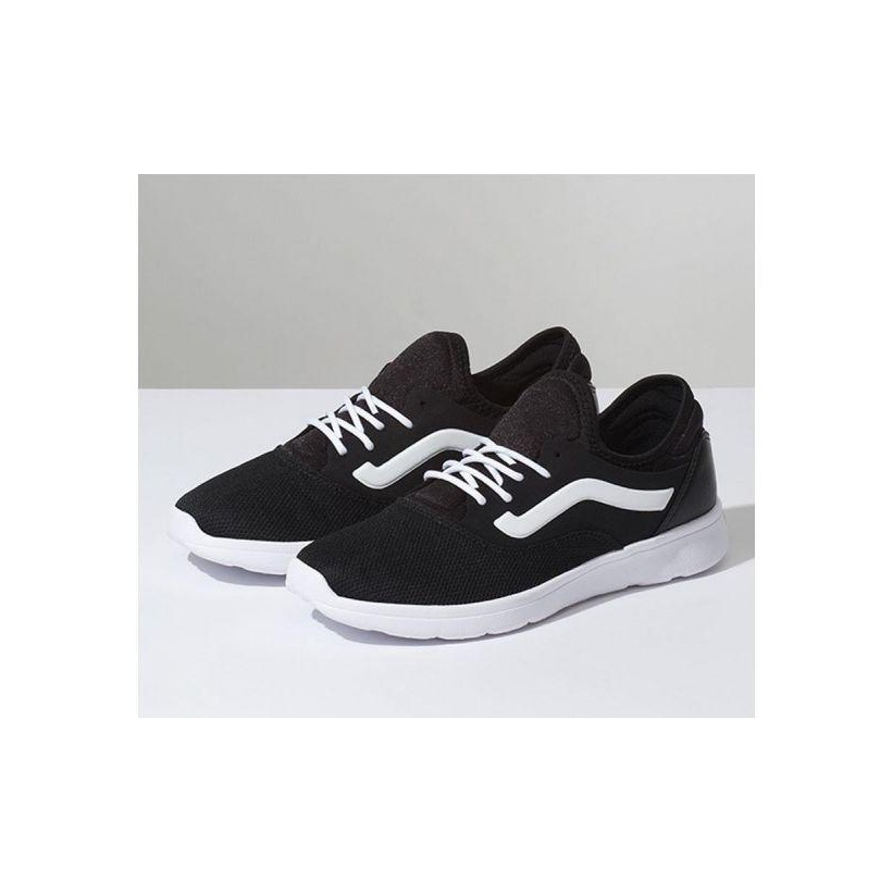 (Staple) Black True White - ISO Route Sale by Vans  cbf735922