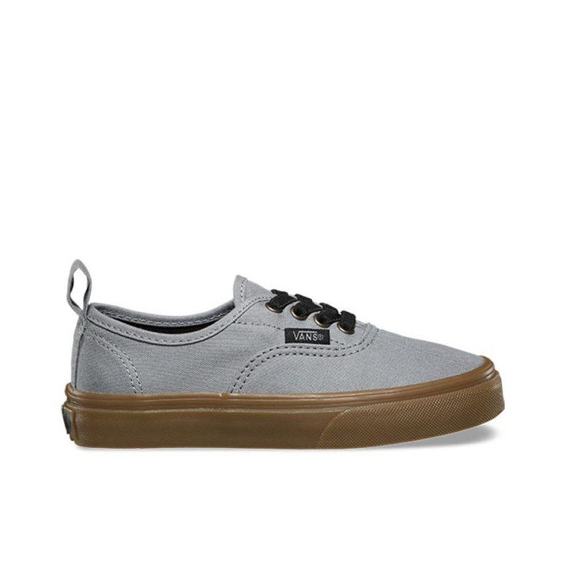 d0ad2973508136 Gum Outsole) Alloy Black - Kids Authentic Gumsole Sale by Vans ...
