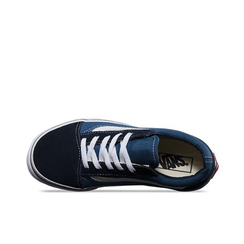 navy/true white - Kids Old Skool Navy Sale Shoes by Vans