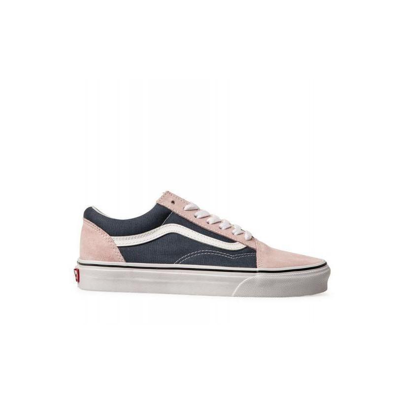 dcf2f27d1b Chalk Pink Vintage Indigo - Old Skool Sale by Vans
