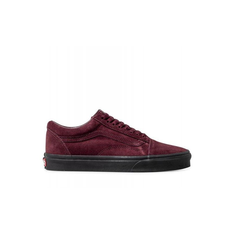 (Black Outsole) Port Royale/Black - Old Skool Outsole Sale Shoes by Vans