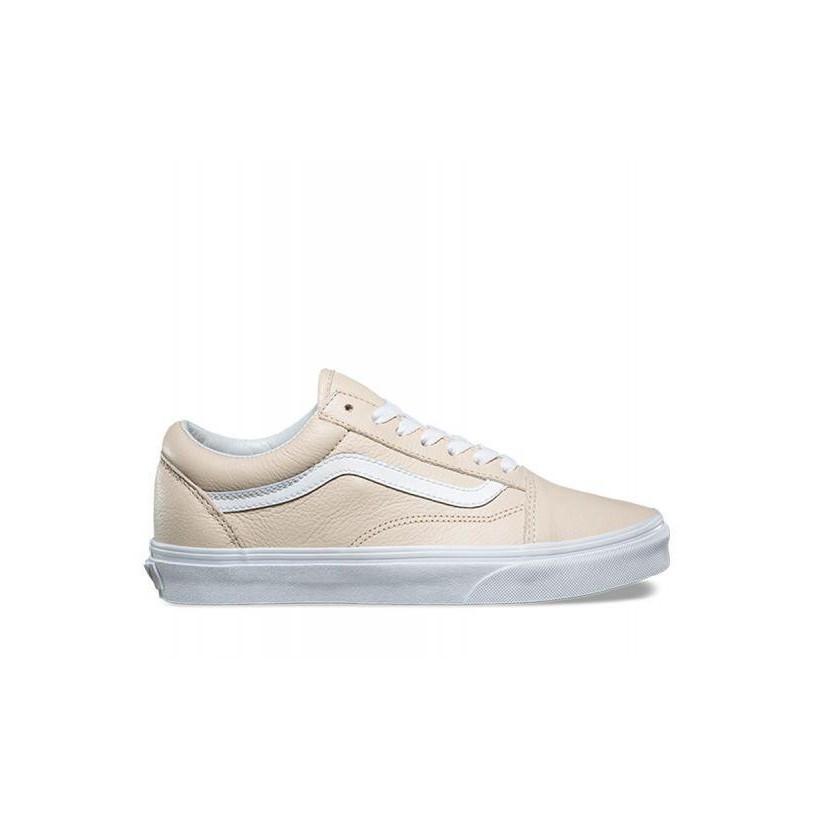 (Leather) Sand Dollar - Old Skool Sand Dollar Sale Shoes by Vans