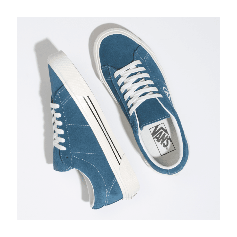 (Anaheim Factory) Og Navy/Suede - SID DX ANAHEIM OG NAVY Sale Shoes by Vans
