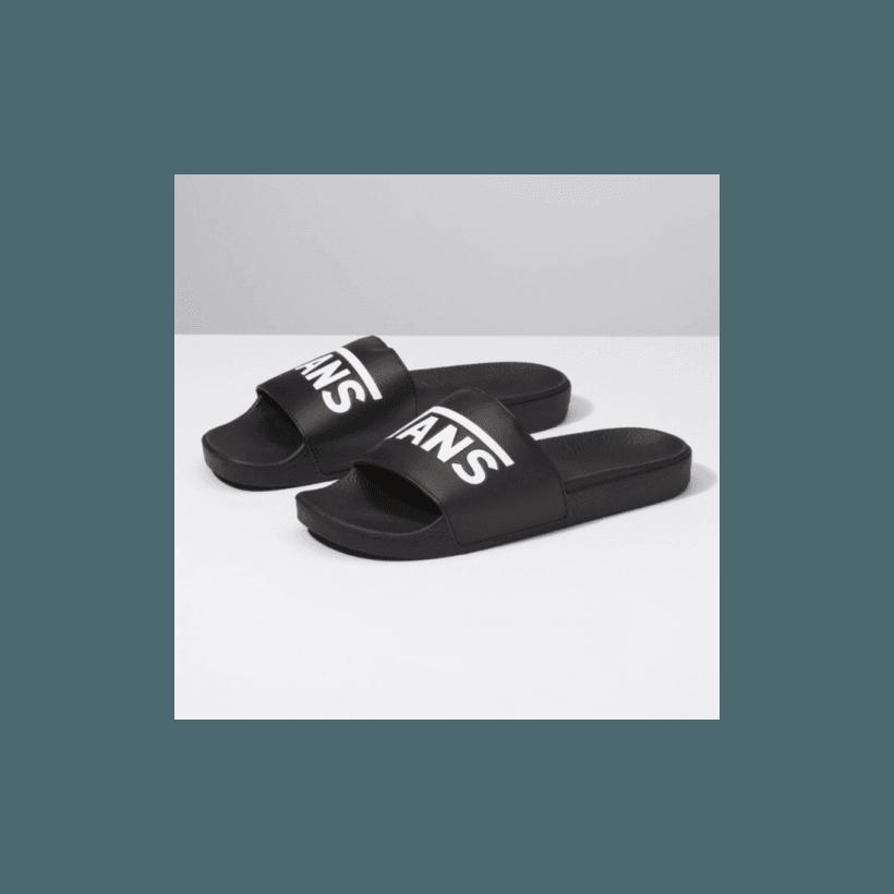 (Vans) Black - SLIDE-ON (VANS) BLACK Sale Shoes by Vans