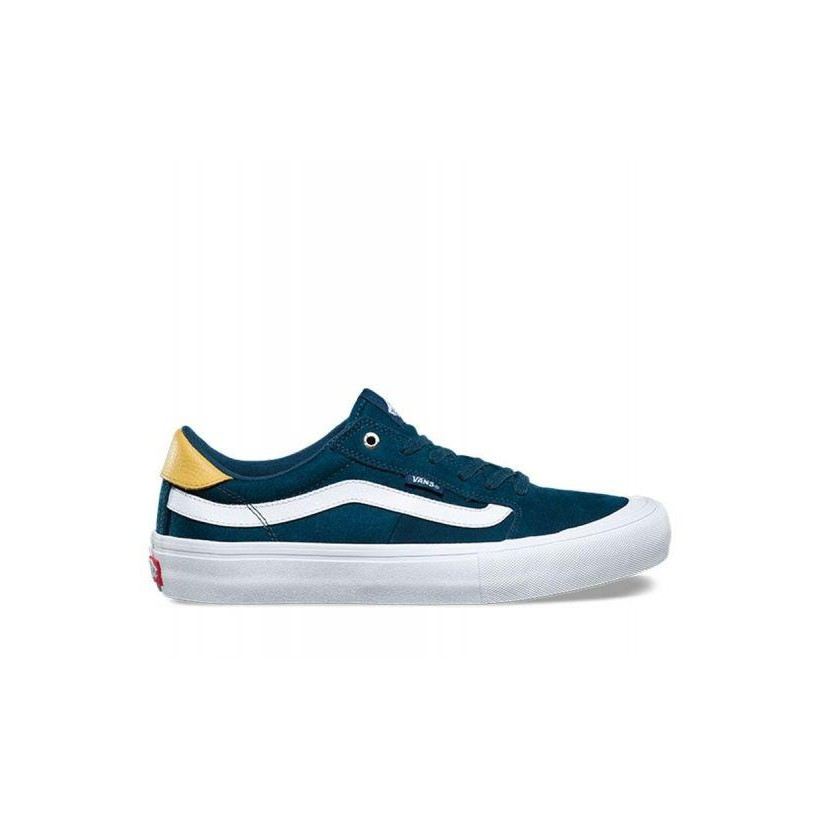 Style 112 Pro - Reflecting Pond/White Unisex-Casual Shoes by Vans