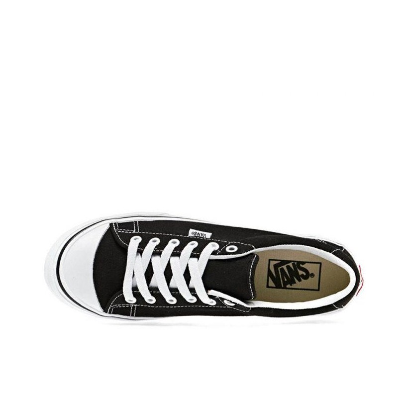 Black/True White - Style 29 Black Sale Shoes by Vans