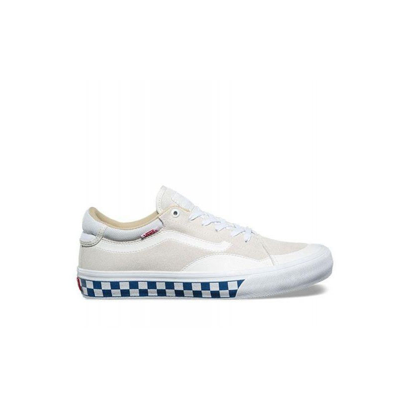 (Checkerboard) Marshmallow - TNT Advanced Prototype Sale Shoes by Vans