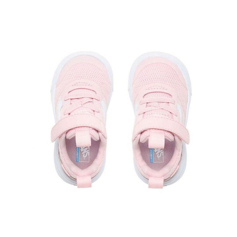 Chalk Pink/True White - Toddler Ultrarange Rapidweld Chalk Pink/True White Sale Shoes by Vans