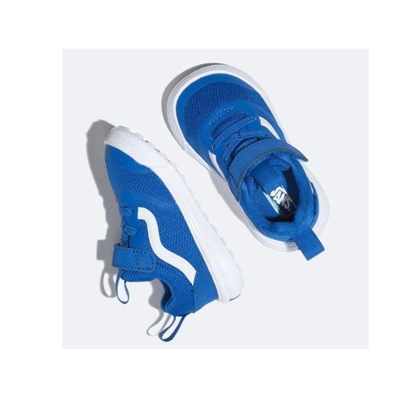 Lapis Blue/True White - Toddler Ultrarange Rapidweld Lapis Blue/True White Sale Shoes by Vans