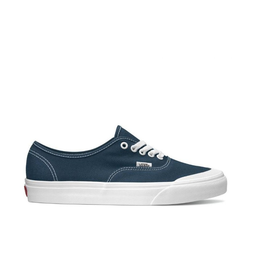 (Canvas) Dress Blues/True White - UA AUTH 138 (CNV) D BLU/WHT Sale Shoes by Vans
