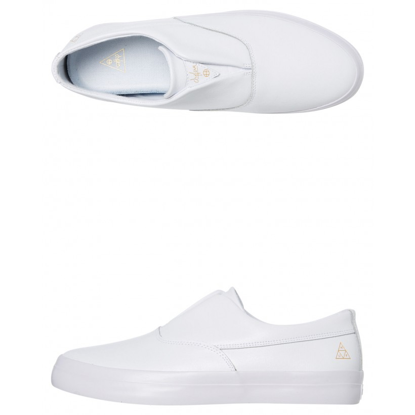 Dylan Slip On Shoe White