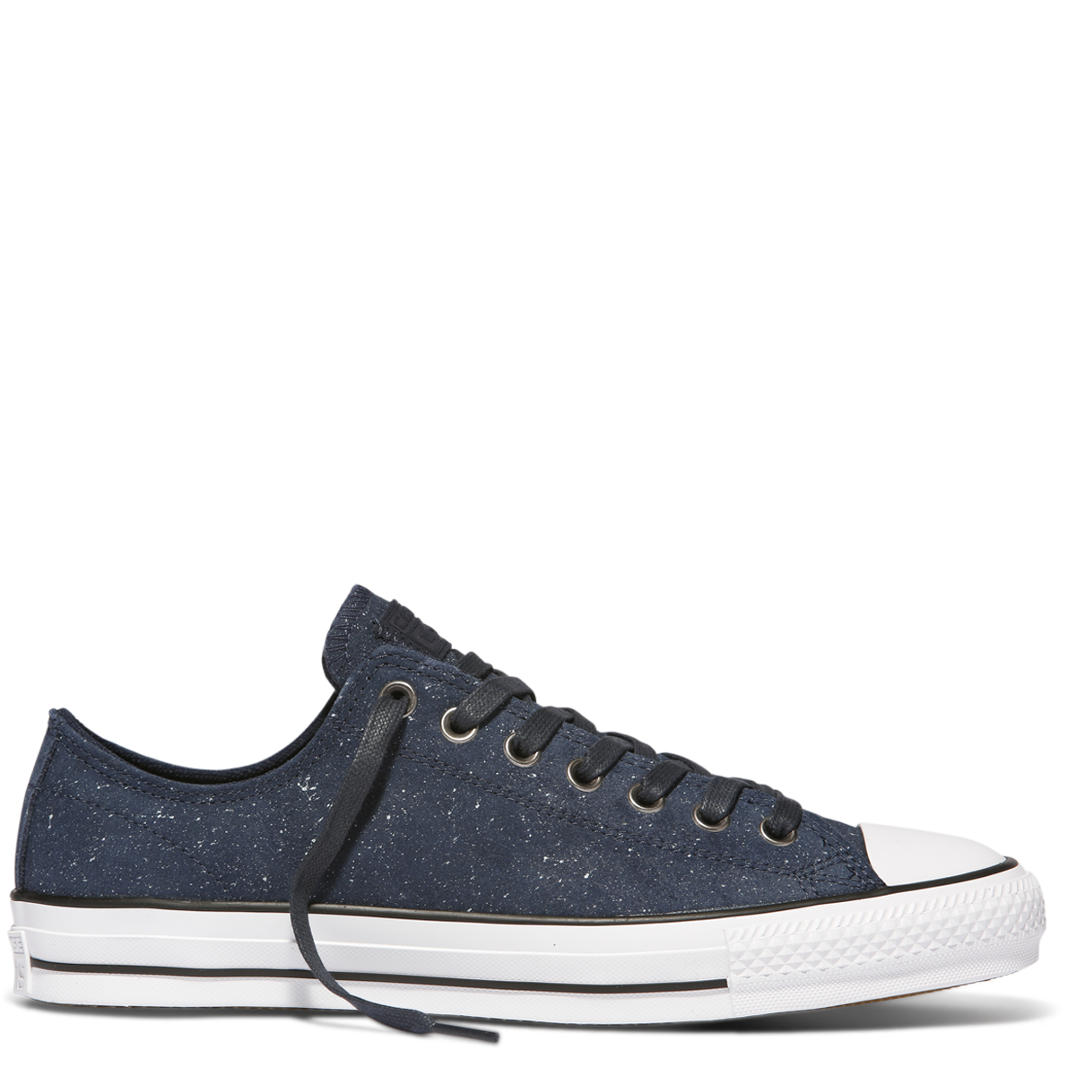 Converse CONS CTAS Pro Peppered Suede Low Top Men's