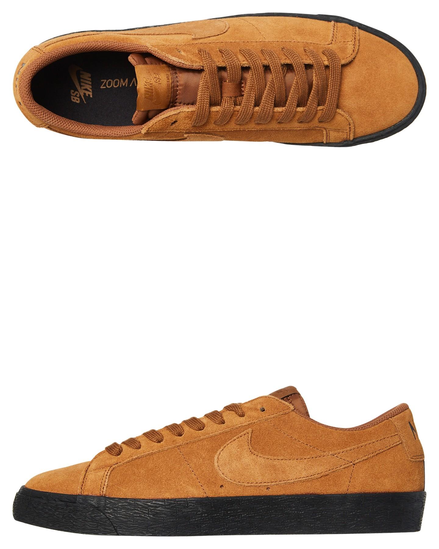 Nike SB Zoom Blazer Low Lt British Tan Lt British Tan | Footshop