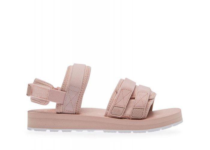 23eaf9b8d08 Peach Whip white Outdoorsy Sandals by Palladium