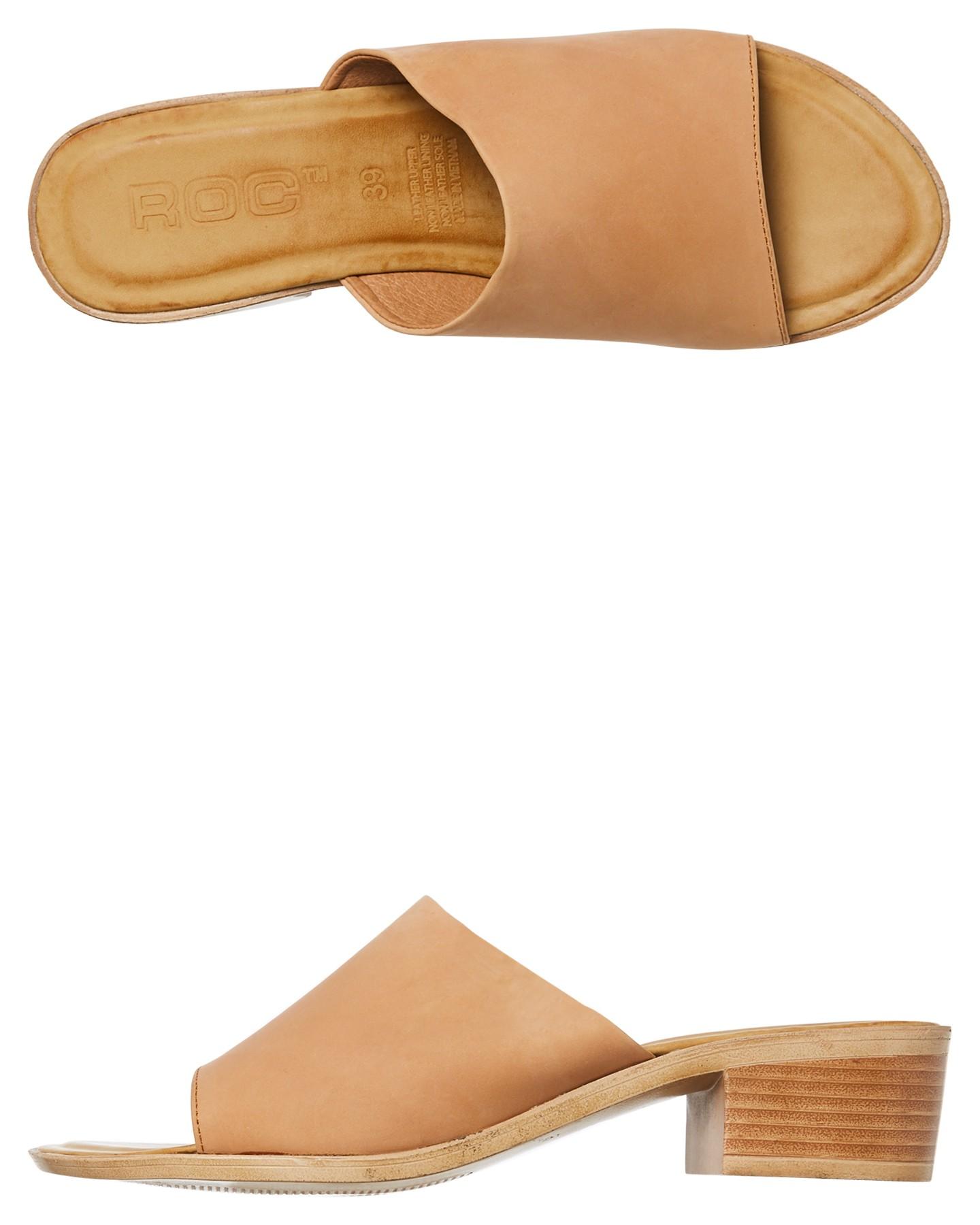 a5569b64b0d Tan Coloured Marni Slide Tan By ROC BOOTS AUSTRALIA | ShoeSales