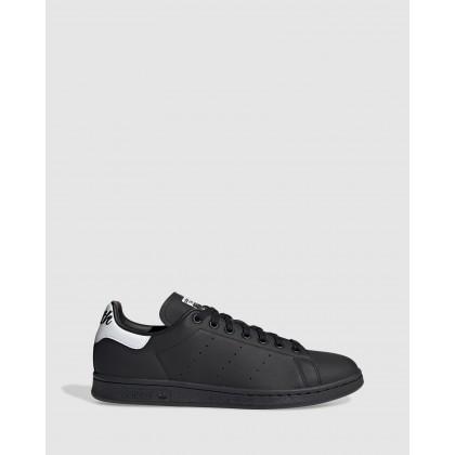 Stan Smith Shoes Core Black / Cloud White / Core Black by Adidas Originals