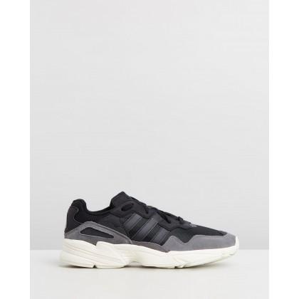 Yung-96 - Unisex Core Black & Off-White by Adidas Originals