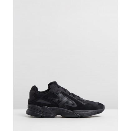 Yung-96 - Unisex Core Black & Carbon by Adidas Originals