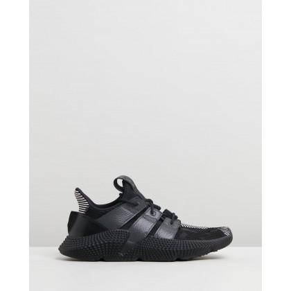 Prophere - Women's Core Black, Grey Six & Ice Mint by Adidas Originals