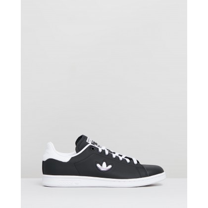 Stan Smith - Unisex Core Black & White by Adidas Originals