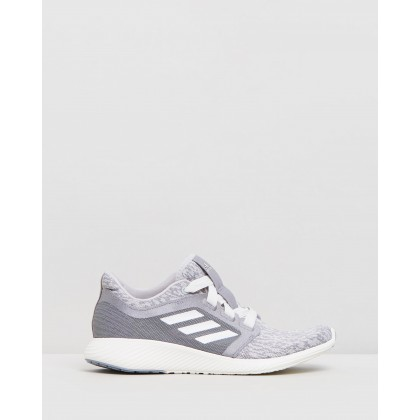 Edge Lux 3 - Women's Grey, Cloud White & Silver Metallic by Adidas Performance