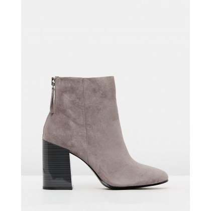 Jola Grey Suede by Spurr