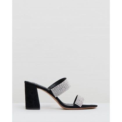 Laleah Black & Clear by Alice & Olivia