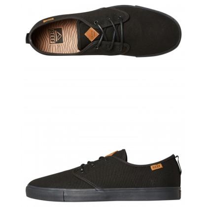 Landis Shoe All Black