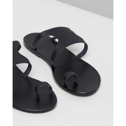 Arachni Black by Ancient Greek Sandals