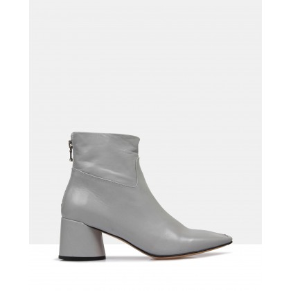Felix Ankle Boots Grey by Beau Coops