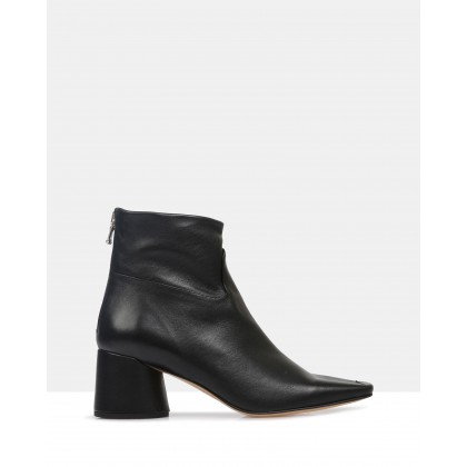 Felix Ankle Boots Black by Beau Coops