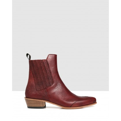 Bardsley Ankle Boots Siena by Beau Coops