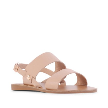 Becca II - Nude Kid by Siren Shoes