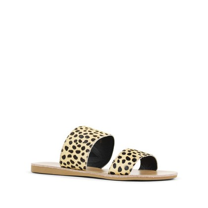 Bello - Spottted Leopard by Siren Shoes